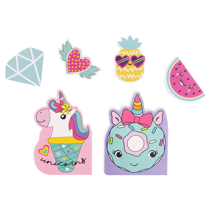 Themed Notepads & Stickers