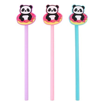 2 Pack No. 2 Wood Pencils - Panda