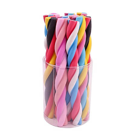 Twisted Rope Erasers