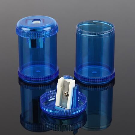 Pot Pencil Sharpener - Blue