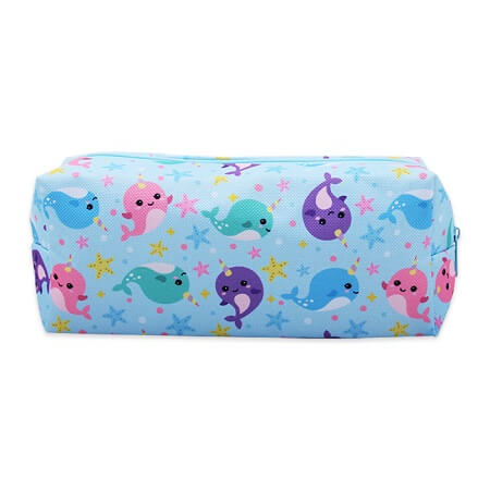 Narwhal Fabric Pencil Pouch