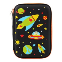 Hardtop Space Pencil Case