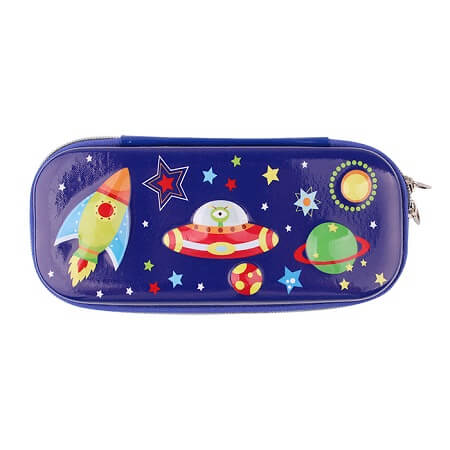 Hardtop Galaxy Pencil Box